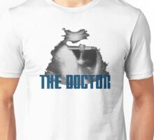 Doctor Who in the TAR-... wait, what?! Unisex T-Shirt