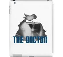 Doctor Who in the TAR-... wait, what?! iPad Case/Skin