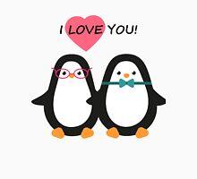 Love the penguins. Cute animals. Unisex T-Shirt