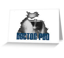 Doctor Poo Greeting Card