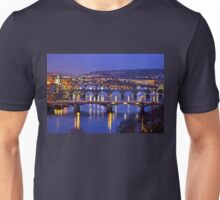 Nights in Prague Unisex T-Shirt