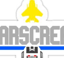 Top Starscream Sticker