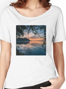 Sunrise colors Women's Relaxed Fit T-Shirt