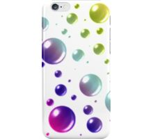 BUBBLE ALL iPhone Case/Skin