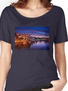 Daybreak at Agios Efstratios island Women's Relaxed Fit T-Shirt