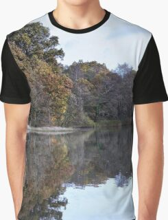 Cannop Ponds - Forest of Dean Graphic T-Shirt