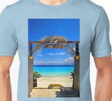 Gate to the Ionian sea - Antipaxos island Unisex T-Shirt