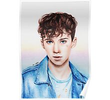 Troye Sivan for Rolling Stones Poster