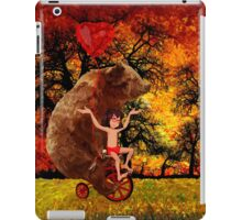 The Honey Bear with Geek Boy iPhone 4 4s 5 5c 6, pillow case, mugs and tshirt  iPad Case/Skin