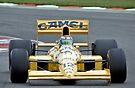 Lotus F1 - Type 101T - 1989 by Nigel Bangert