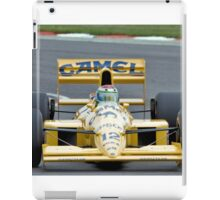 Lotus F1 - Type 101T - 1989 iPad Case/Skin