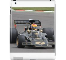 Lotus F1 - Type 72 - 1970/75 iPad Case/Skin