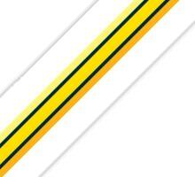 Pencil Battleaxe Sticker