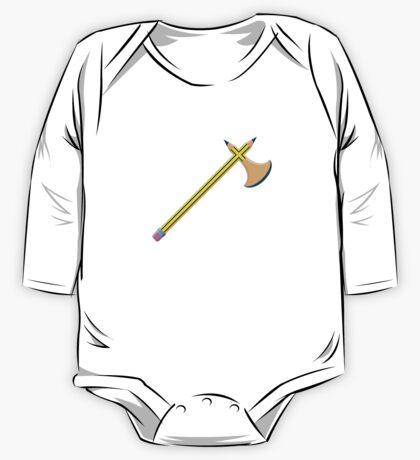 Pencil Battleaxe Kids Clothes