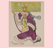 Artist Posters Royal paper dolls 0995 One Piece - Long Sleeve