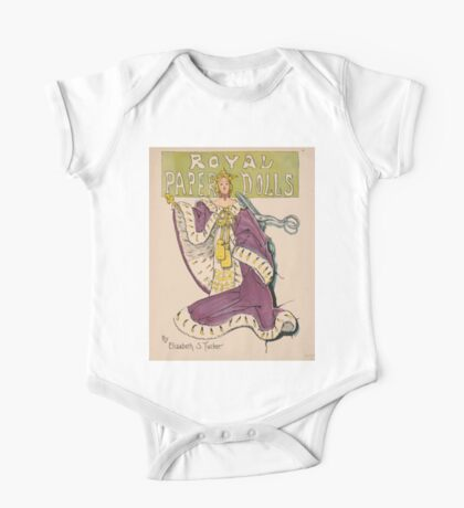 Artist Posters Royal paper dolls 0995 One Piece - Short Sleeve