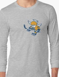 Saints_Hockey Long Sleeve T-Shirt