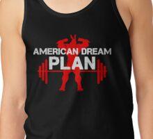 American dream plan Tank Top