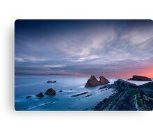 Jurrasic Sunrise Canvas Print