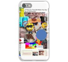 Satire Meme Apparel iPhone Case/Skin