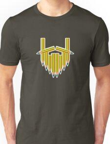 Pencil Beard Unisex T-Shirt