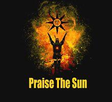 Praise The Sun Black T-Shirt