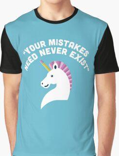 Character Building - Erasercorn Graphic T-Shirt
