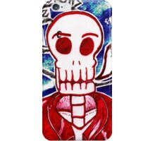 Skeletons Are Cool iPhone Case/Skin