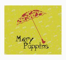 Raining Mary Poppins 3 One Piece - Long Sleeve