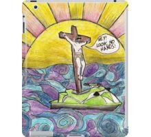 Jesus Jet Skis iPad Case/Skin