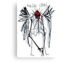 ANGEL CAKES Canvas Print