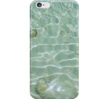 Just Blue Reflections iPhone Case/Skin
