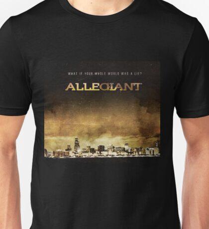 Allegiant Unisex T-Shirt