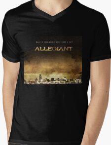 Allegiant Mens V-Neck T-Shirt