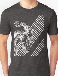 Mech Horse Negative Unisex T-Shirt