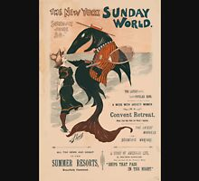 Artist Posters The New York Sunday World Sunday June 30 0920 Unisex T-Shirt