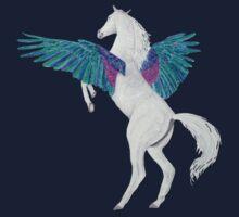 Pegasus - colour/Farbe 5 One Piece - Long Sleeve