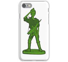 Barbie Toy Soldier! iPhone Case/Skin