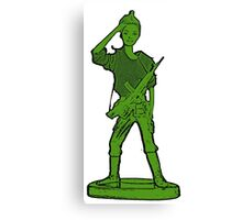 Toy Soldier! Canvas Print