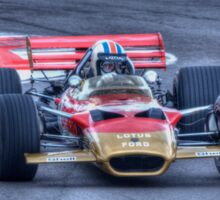 Lotus F1 - Type 49 - 1967/70 HDR Sticker