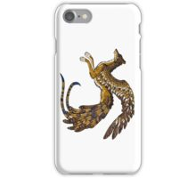 On Wings of Gold iPhone Case/Skin