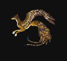 On Wings of Gold Unisex T-Shirt