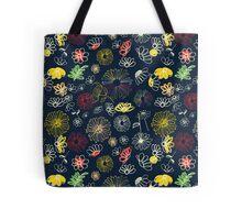 Flowery Meadow Tote Bag