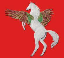 Pegasus - colour/Farbe 7 Kids Tee