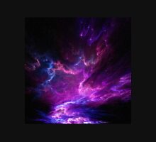 Purple Nebula Unisex T-Shirt