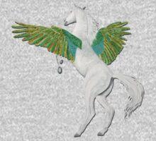 Pegasus - colour/Farbe 8 One Piece - Long Sleeve