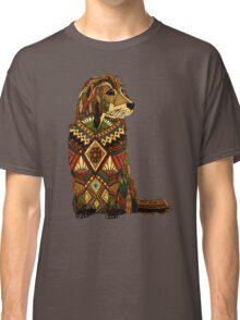 Golden Retriever dusk Classic T-Shirt