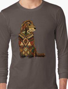Golden Retriever dusk Long Sleeve T-Shirt