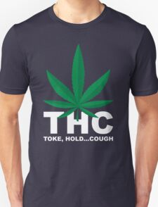 Weed Leaf THC - Weed T Shirts T-Shirt