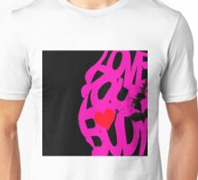 Love your body  Unisex T-Shirt